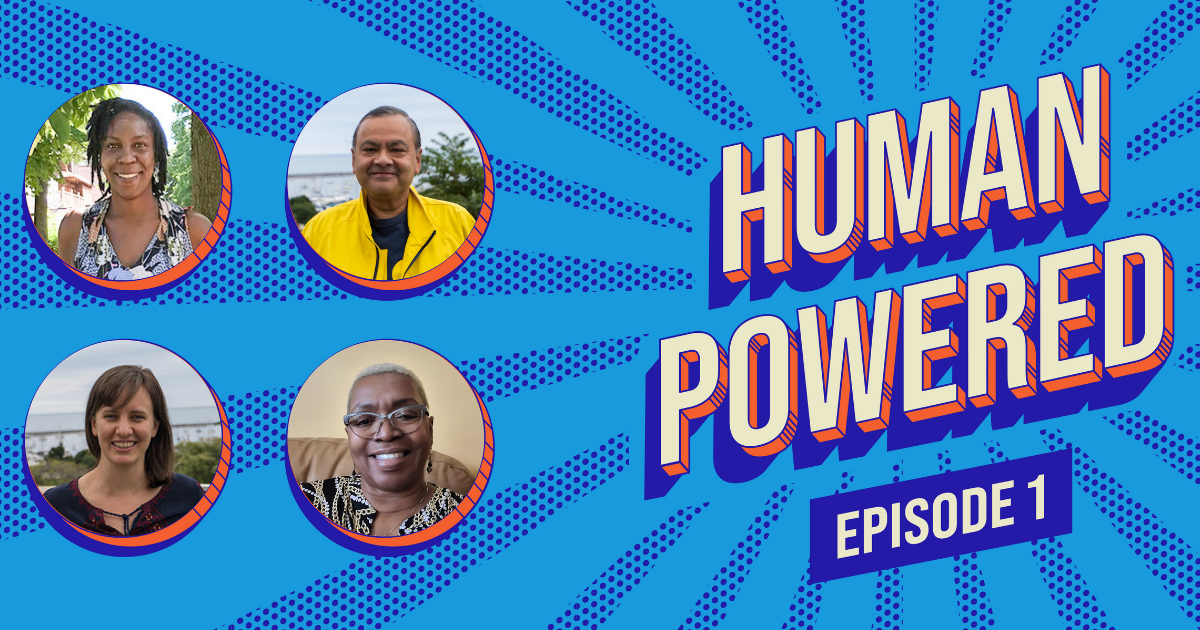 Human Powered Podcast Episode 1