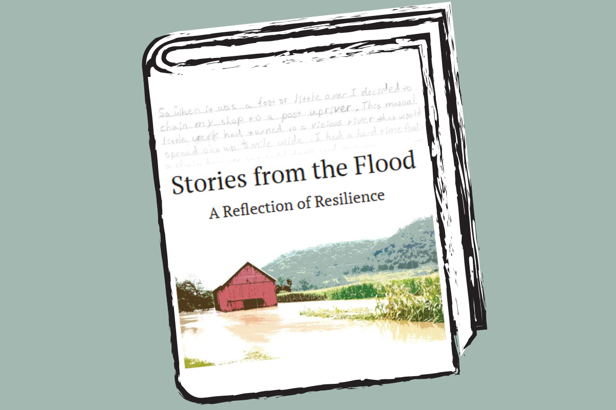 Stories from the Flood book cover